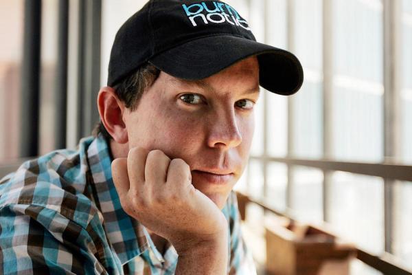 Lo sceneggiatore e showrunner Matt Nix