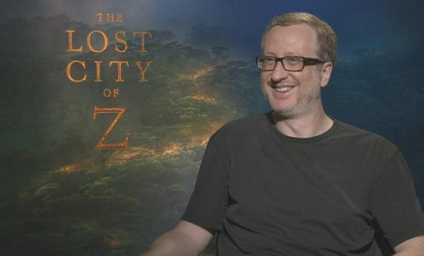Il regista James Gray