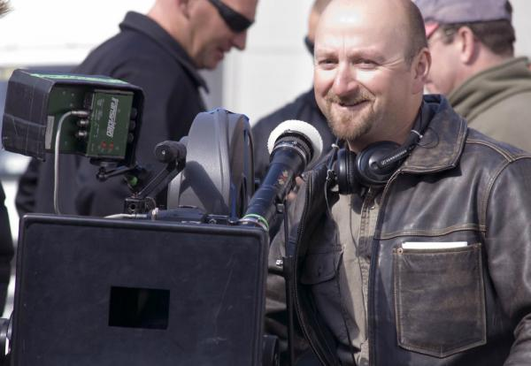 Il regista Neil Marshall.