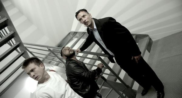 Una scena del film El Incidente (2014)