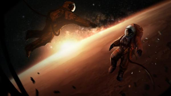 Icaro nei cieli di Marte