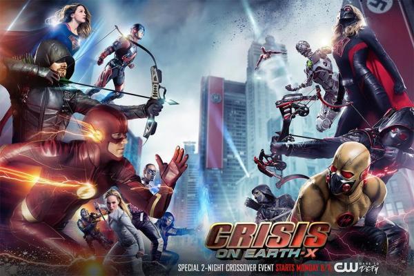 Crisis on Earth X: il trailer del super cross-over delle serie DC