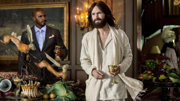 Una scena dal finale di stagione, intitolato Come to Jesus.