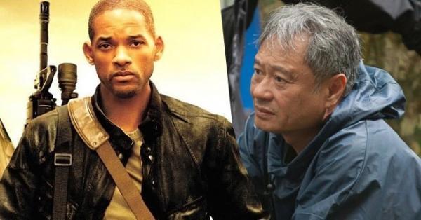 Will Smith e Ang Lee