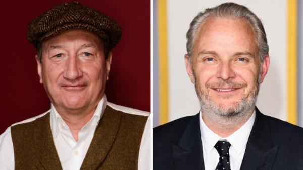 Steven Knight e Francis Lawrence