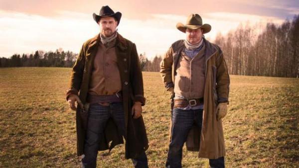 una scena dalla serie originale norvegese.