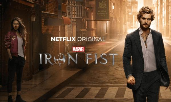 Netflix cancella Marvel's Iron Fist