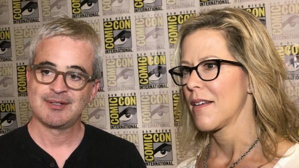Alex Kurtzman e Heather Kadin