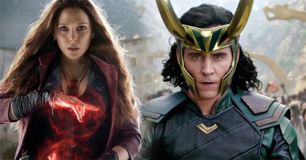 Ma prima Scarlet Witch e Loki.