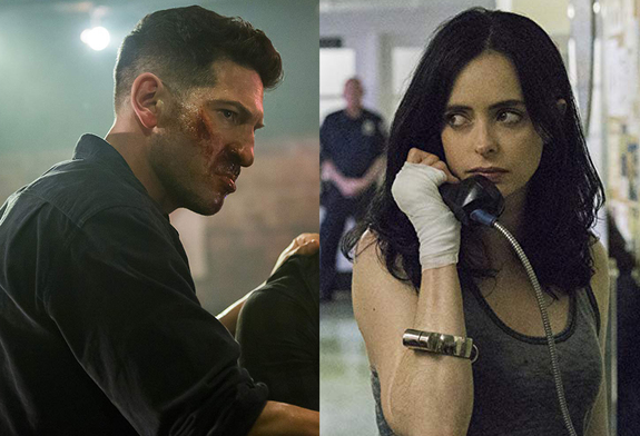 Niente sorprese, Netflix cancella The Punisher e Jessica Jones