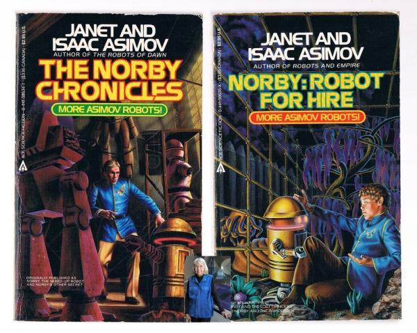 La saga creata dai coniugi Asimov