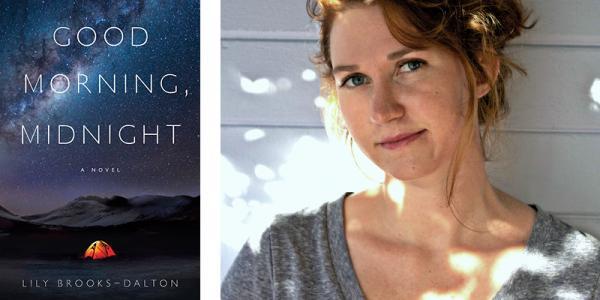L'autrice Lily Brooks-Dalton.