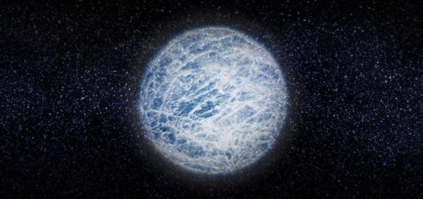 Immagine di una Magnetar