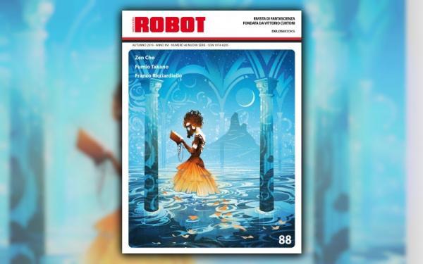 Robot 88 guarda all'oriente