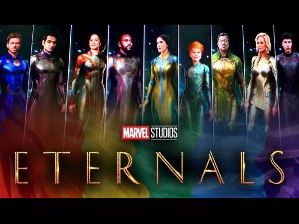 Marvel: lo stato dei lavori di Marvel's Eternals e Doctor Strange in the Multiverse of Madness