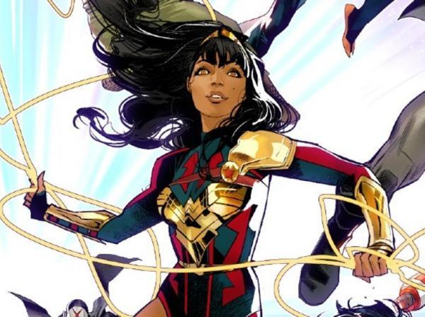 Yara Flor, l'altra Wonder Girl.