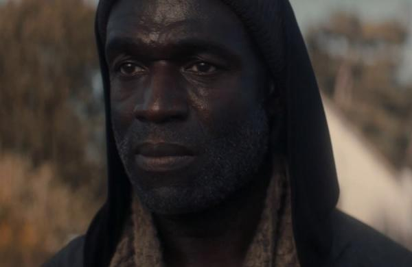 Steve Toussaint in Doctor Who.