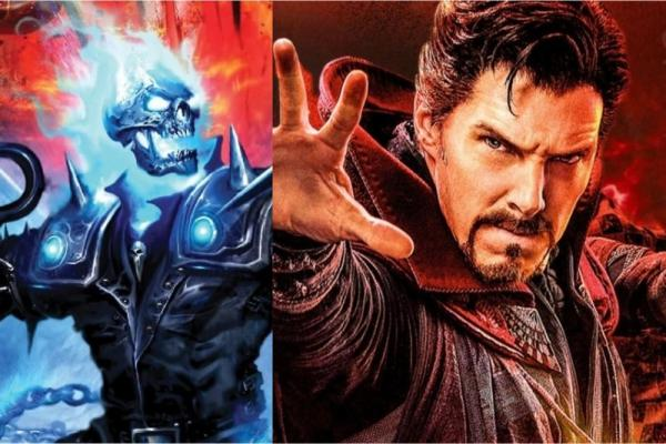 Doctor Strange in the Multiverse of Madness: arriva Ghost Rider?