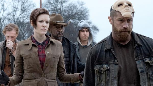 Una scena da Fear the Walking Dead.