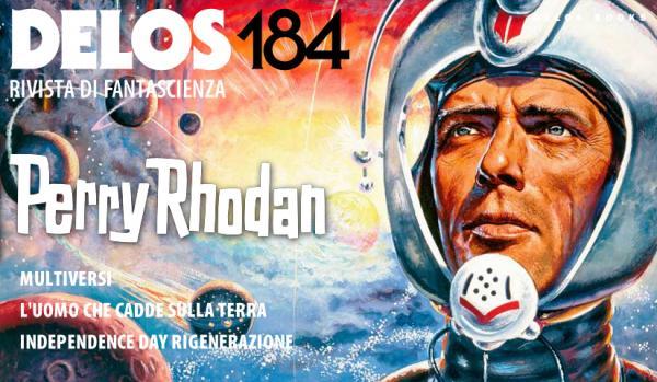 Delos Science Fiction 184