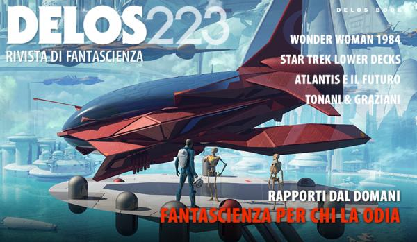 Delos Science Fiction 226