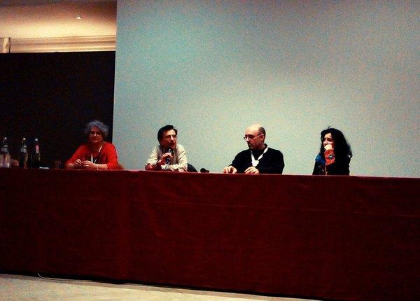 Il ricordo di Gianfranco Viviani, con Fabiana Redivo, Salvatore Proietti, Silvio Sosio e Flora Staglianò