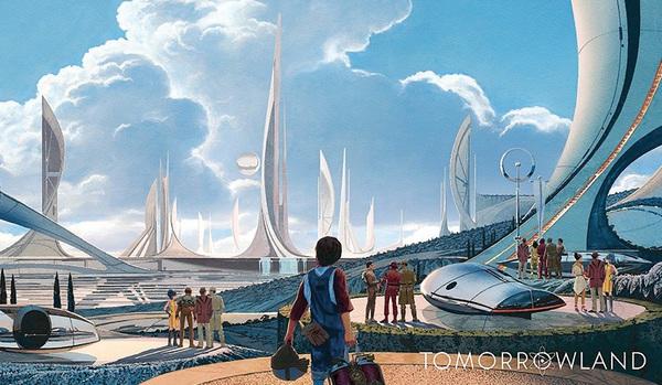 Benvenuti a Tomorrowland.