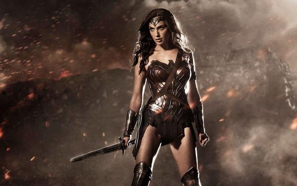 Batman v Superman presenta: la dea della guerra.