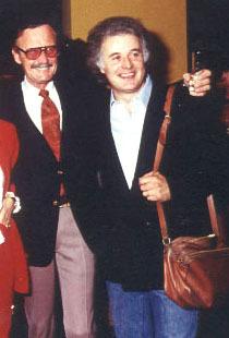 Stan Lee e Andrea Corno