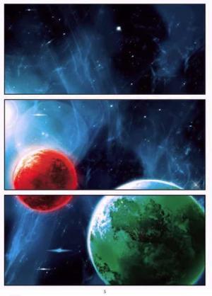 Nuovo Mondo e la sua luna