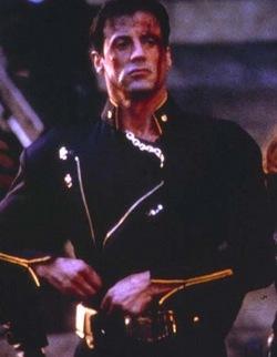 Sylvester Stallone in <i>Dredd</i>