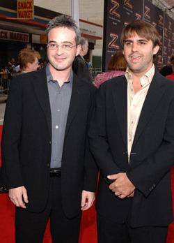 Alex Kurtzman e Roberto Orci