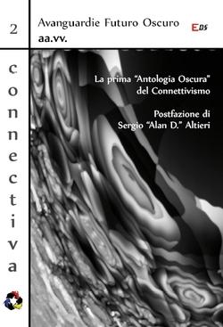 La copertina dell'antologia Avanguardie Futuro Oscuro