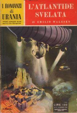 1954: il primo Urania dedicato a un autore italiano (anche se di origine polacca!)