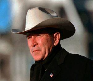 Foto tratta dal sito ufficiale di George W. Bush