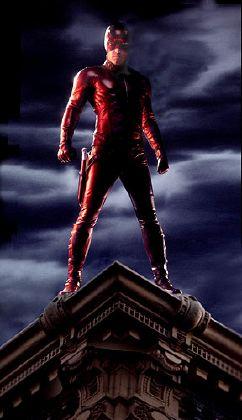 en Affleck in <i>Daredevil</i>