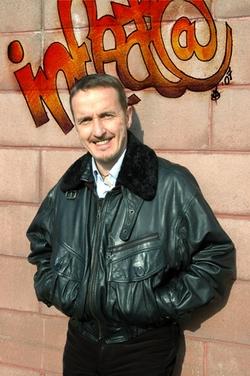 Lo scrittore Dario Tonani