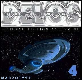 La copertina del numero 4 di <i>Delos</i>