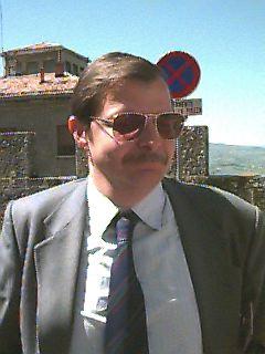 Lanfranco Fabriani nel 1997