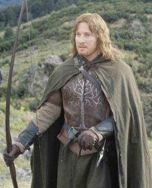 Uno dei personaggi meno azzeccati, secondo gli appassionati, è stato Faramir, interpretato da David Wenham