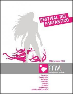 Manifesto del Fanta Festival Mohole 2012