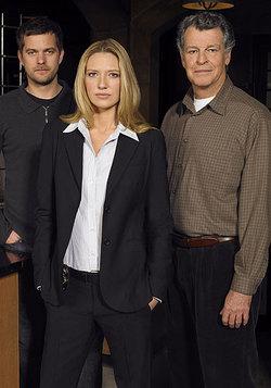 Il cast principale di Fringe