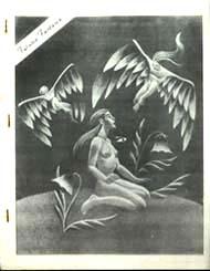 Futuria Fantasia, fanzine del 1939 pubblicata da un giovanissimo Ray Bradbury