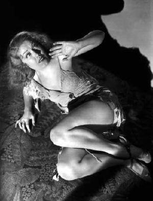 Fay Wray in <i>King Kong</i> (1933)