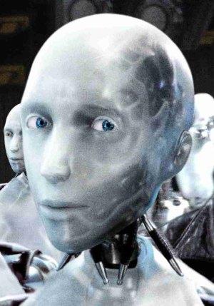 Sonny, il robot protagonista del film