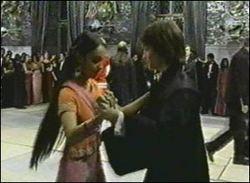 La scena del ballo in <i>Harry Potter e il calice di fuoco</i>