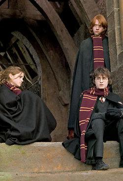 I protagonisti di <i>Harry Potter e il calice di fuoco</i>