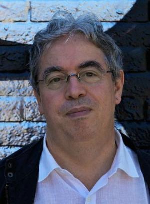 Lo scrittore Jean Claude Dunyach
