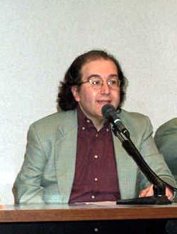 Giuseppe Lippi al Festival di Trieste, 2001