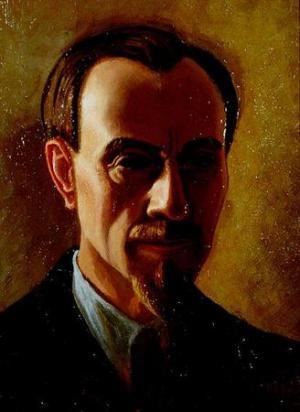 Luigi Russolo, ingegnere futurista che teorizzò l'Arte dei rumori.